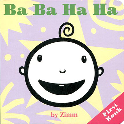 Ba Ba Ha Ha - Child's First Book